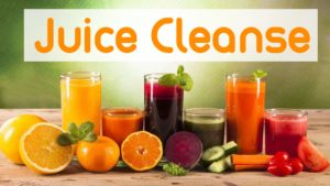 juice cleanse organic and raw
